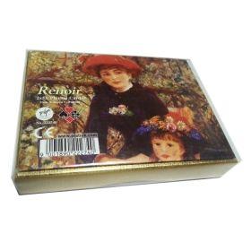 Piatnik Карти за игра Renoir- Red Hat