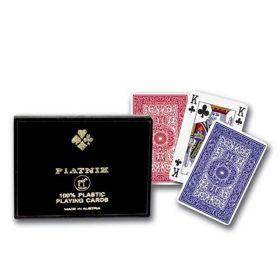 Карти за игра Piatnik - 100% Пластик