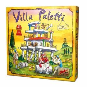 Настолна игра Villa Paletti, БГ правила