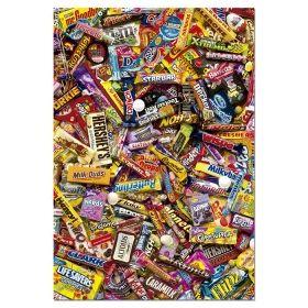 Пъзел Едука 500 части Chokolate Bars