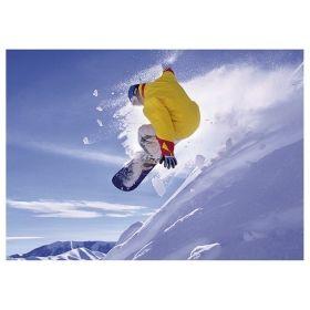 Пъзел Едука 500 части Snowboard