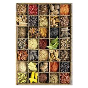 Пъзел Едука 1000 части Spices
