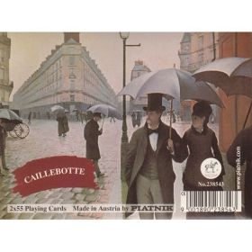 Piatnik Карти за игра Caillebotte - Rainy day