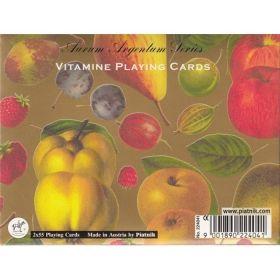 Piatnik Карти за игра Vitamine Playing Cards