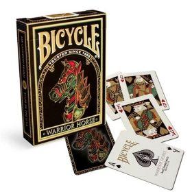 Карти за игра BICYCLE® Warrior horse