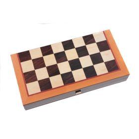Дървена табла с шах Manopoulos, голяма