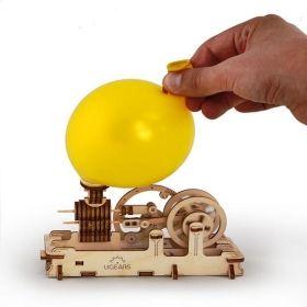 Механичен 3D пъзел Ugears - Двигател