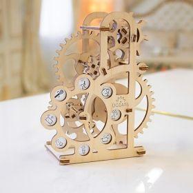 Механичен 3D пъзел - динамометър