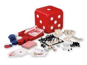 Комплект 6 игри - CUBE