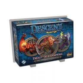 DESCENT 2nd EDITION - TREATY OF CHAMPIONS - Extension