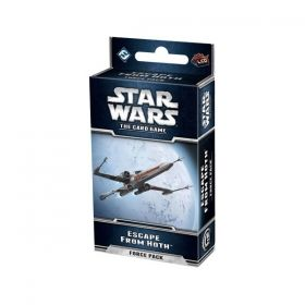 STAR WARS The Card Game - ESKAPE FROM HOTH - Force Pack 6