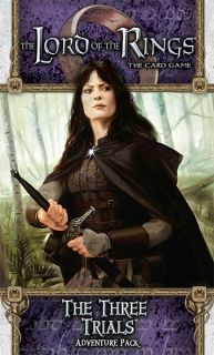 The LORD Of The RINGS The Card Game - THE THREE TRIALS - Adventure Pack 2