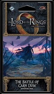 The LORD Of The RINGS The Card Game - The Battle of Carn Dum - Adventure Pack 5