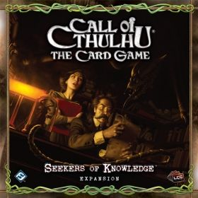 CALL OF CTHULHU: SEEKERS OF THE KNOWLEDGE - Expansion 3