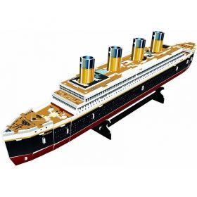 3D Пъзел Cubic Fun от 35 части - Titanic