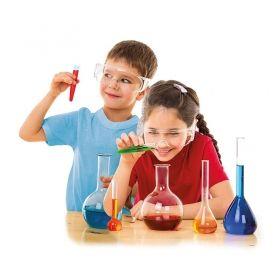 Комплект CLEMENTONI Химическа лаборатория SCIENCE PLAY