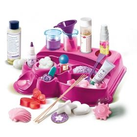 Лаборатория за козметика CLEMENTONI - DELUXE SCIENCE PLAY