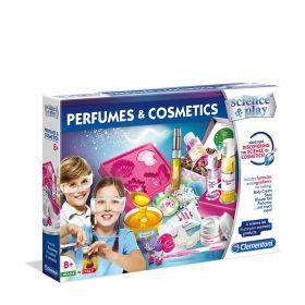 Лаборатория за парфюми и козметика CLEMENTONI - SCIENCE PLAY