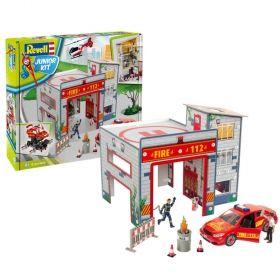 Детски комплект Revell – сглобяем модел – Полицейска станция