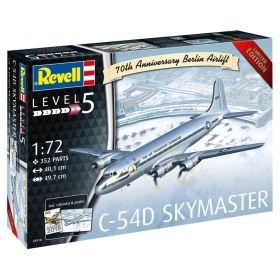 Сглобяем модел Revell – Дъглас C-54D Берлин 70 години