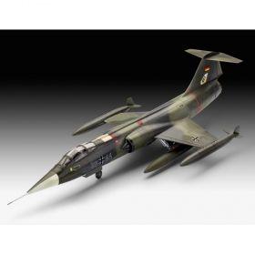 Сглобяем модел Revell – Изтребител Локхийд F-104G