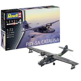 Сглобяем модел Revell – Самолет Каталина PBY-5A
