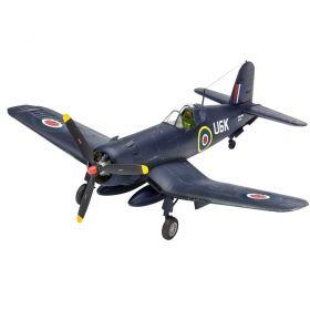Сглобяем модел Revell – Самолет F4U-1В