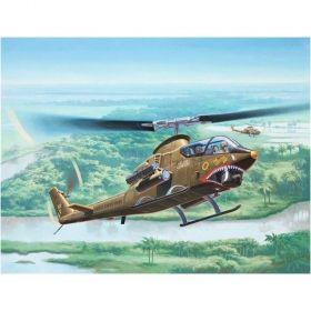Сглобяем модел Revell – Вертолет Бел AH – 1G Кобра