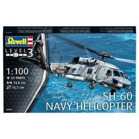 Сглобяем модел Revell – Хеликоптер SH-60