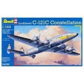 Сглобяем модел Revell – Самолет Локхийд C-121C Констелатио