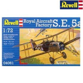 Сглобяем модел Revell – Самолет Royal Aircraft Factory S.E.5
