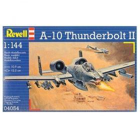 Сглобяем модел Revell – Самолет A-10 Тъндърболд II