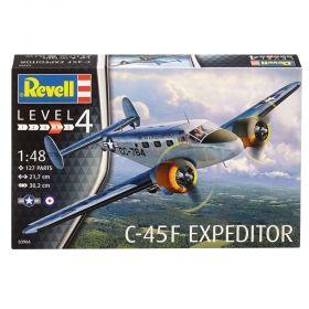 Сглобяем модел Revell – Самолет C-45F Експедитор
