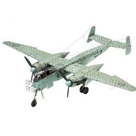 Самолет Хенкел He219 A-0 - Сглобяем модел Revell