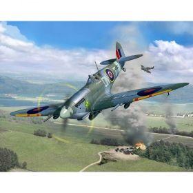 Самолет Спитфайър Mk. IX - Сглобяем модел Revell