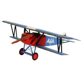 Самолет Fokker D VII - Сглобяем модел Revell