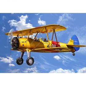 Учебен самолет Stearman Kaydet - Сглобяем модел Revell