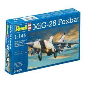 Самолет MiG-25 Foxbat - Сглобяем модел Revell