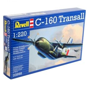 Военен самолет C-160 Transall - Сглобяем модел Revell