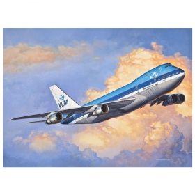 Пътнически самолет Boeing 747-200 KLM - Сглобяем модел Revell