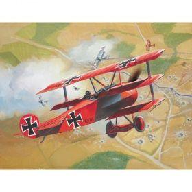 Военен самолет Fokker DR. 1 - Сглобяем модел Revell