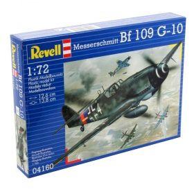 Военен самолет Messerschmitt Bf 109 G-10 - Сглобяем модел Revell