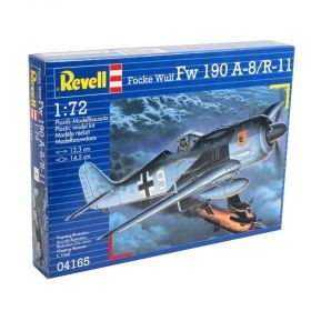 Военен самолет Focke Wulf Fw 190 A-8/R-11 - Сглобяем модел Revell