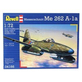 Военен изтребител Messerschmitt Me 262 A-1a - Сглобяем модел Revell