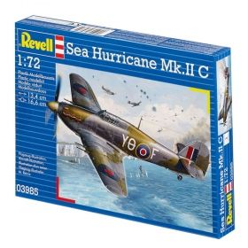 Военен самолет Sea Hurricane Mk.II C - Сглобяем модел Revell