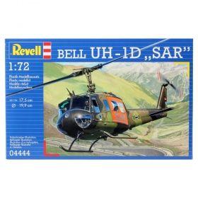 Военен хеликоптер – Bell UH-1D SAR - Сглобяем модел Revell
