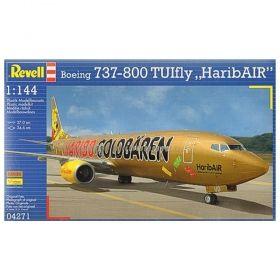 Боинг 737-800 TUIfly HaribAIR - Сглобяем модел Revell