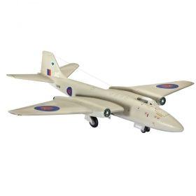 Бомбардировач Canberra PR.9 - Сглобяем модел Revell