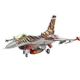 "Изтребител Lockheed Martin F-16C ""Tiger Meet"" - Сглобяем модел Revell"