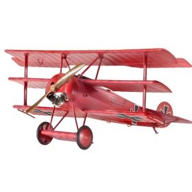 Военен самолет Fokker Dr.I Triplane - Сглобяем модел Revell